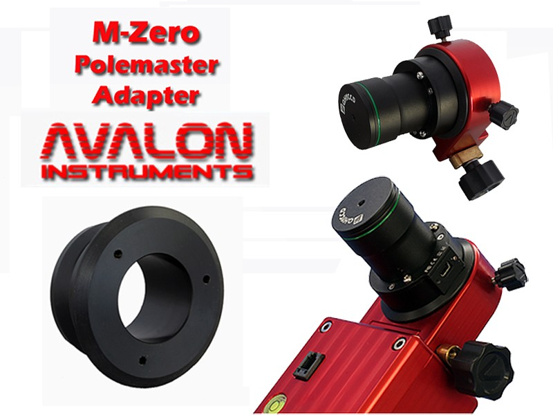 AVALON ACCESSORIES FOR M-ZERO MOUNTS