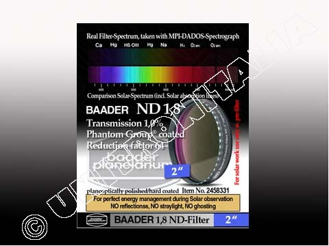 Baader Filtro Neutro ND da 2