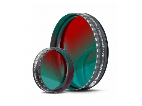 Baader Filtro IR-Pass da 1 1/4 (31.8mm) da 685nm