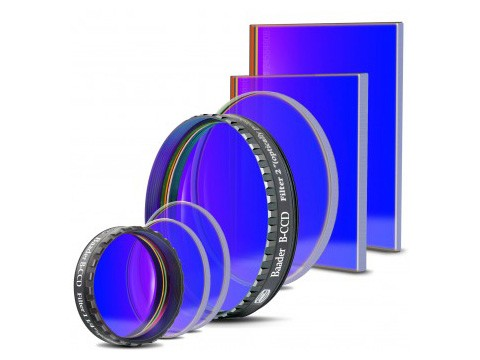 Baader Filtro  B-CCD Filter 31x2 mm di spessore, round