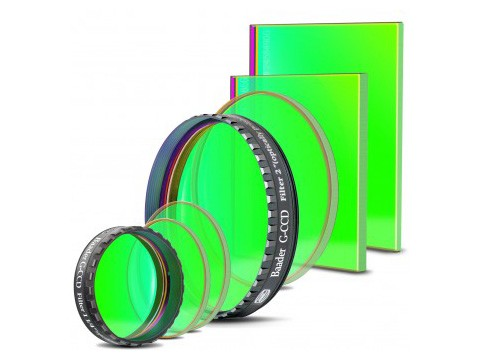Baader Filtro  G-CCD Filter 31x2 mm di spessore, round