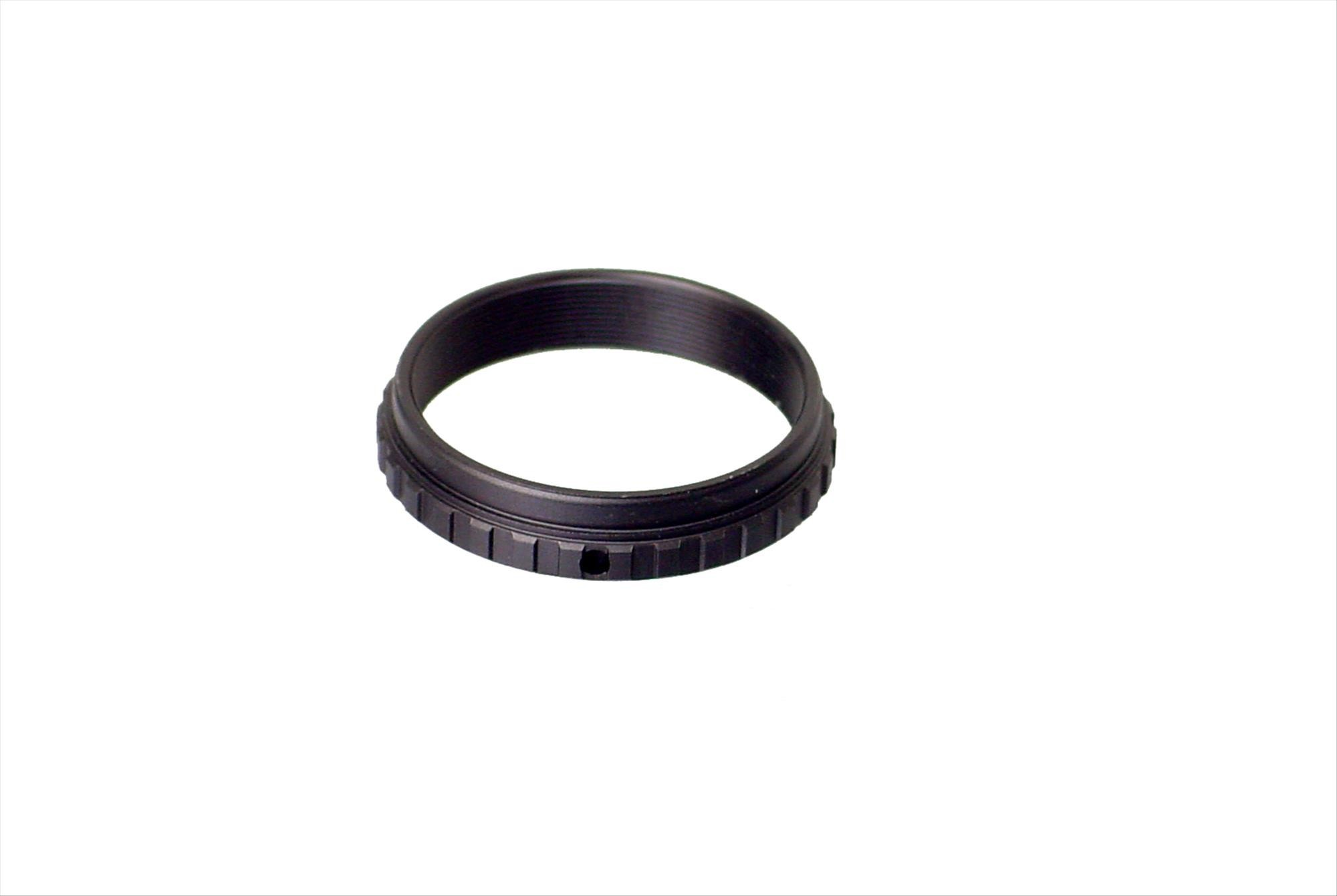 T-2 Conversion Ring (10mm long), converts T-2 male into T-2 female thread