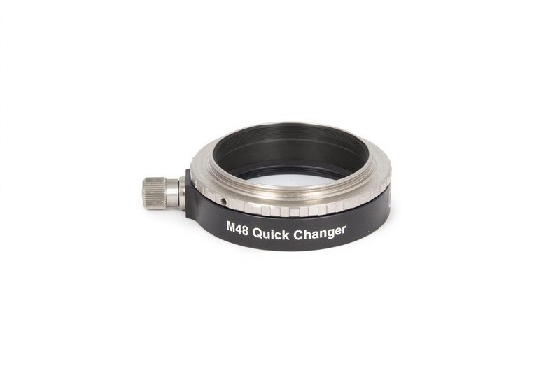 Baader M48 Heavy Duty QuickChanging System (consisting of parts #2958590 & #2958595), optical length 15mm