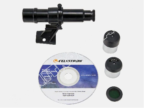 TELESCOPI FIRSTSCOPE, TRAVELSCOPE ENTRY LEVEL. CELESTRON