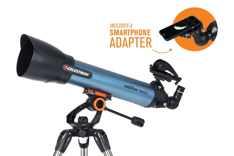 TELESCOPI ENTRY LEVEL. SERIE INSPIRE CELESTRON