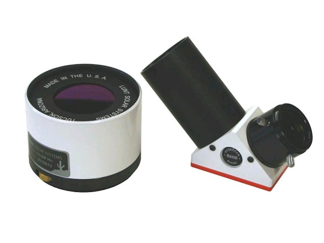 60mm Ha Etalon-Filter-System with B600 blocking filter for 2'' focuser