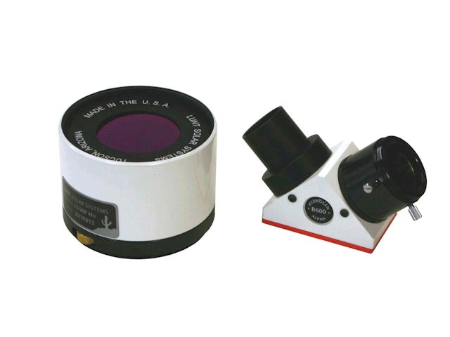 60mm Ha Etalon-Filter-System with B600 blocking filter for 1.25'' focuser