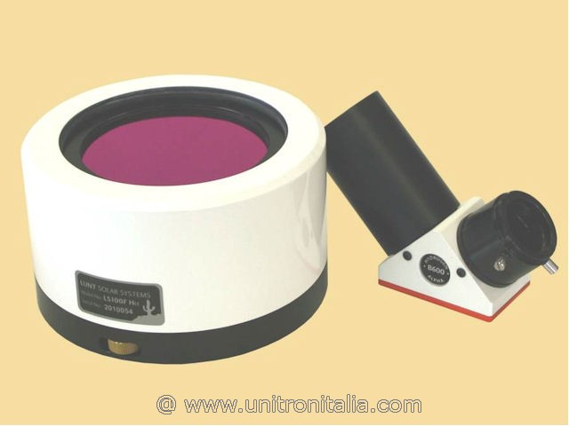 100mm Ha Etalon-Filter-System with B600 blocking filter for 2'' focuser