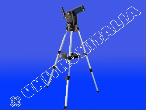 ETX-80mm/AT with tripod, clock & level