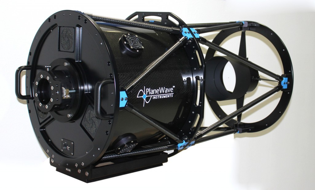 PlaneWave CDK17 Astrograph f/6.8 with Borosilicate Optics,  8 Dovetail for Fork Mounts, Delta T Ready,  (3,5 Hedrick Focuser and EFA Kit separately available)