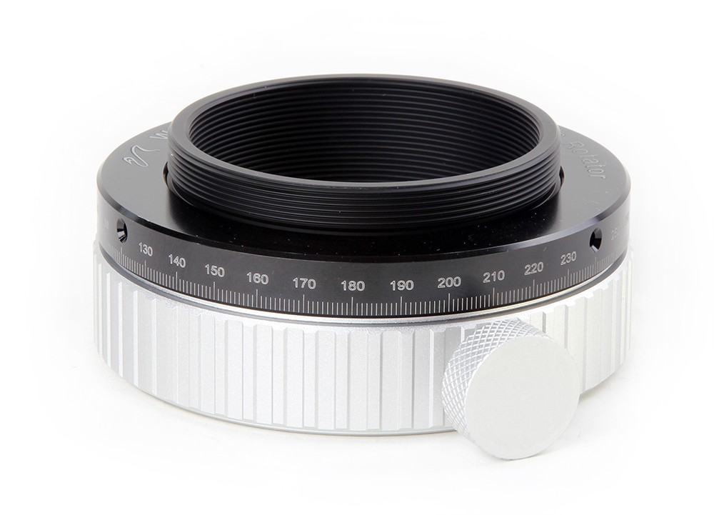 Rotore 360 gradi william optics per fuocheggiatori M63. Compatibile con telescopi ZenithStar: 73-103 e 126