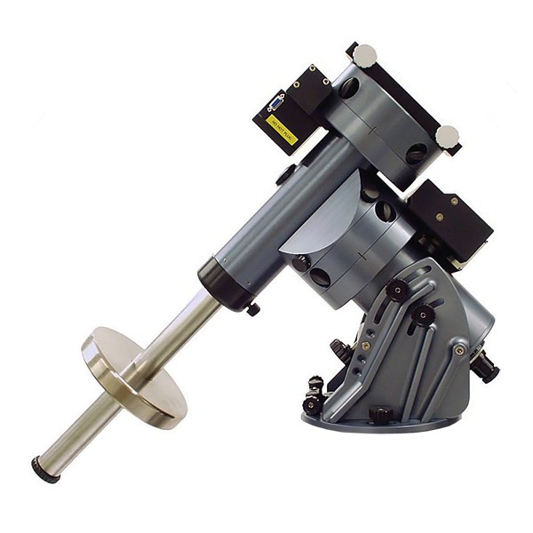 10 MICRON, EQUATORIAL MOUNT GM2000QCI ULTRAPORTABLE