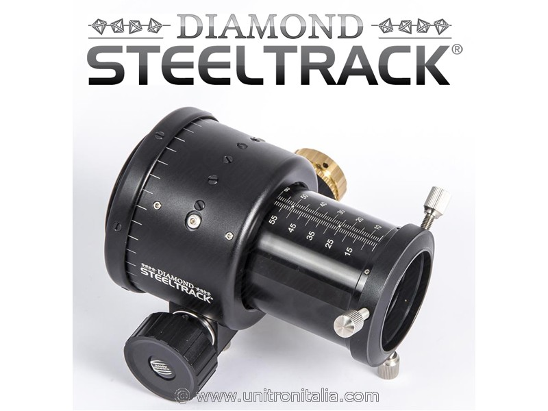 BAADER DIAMOND STEELTRACK (BDS) PER TELESCOPI RIFRATTORI