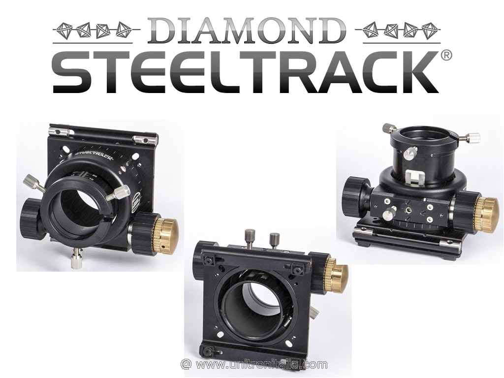 BAADER DIAMOND STEELTRACK (BDS) PER TELESCOPI NEWTON